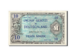 Allemagne, 10 Mark, 1944, KM:194a, 1944, SUP - [ 5] 1945-1949 : Allies Occupation