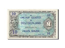 Allemagne, 10 Mark, 1944, KM:194a, 1944, SUP - [ 5] Ocupación De Los Aliados