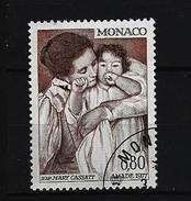 MONACO - Mi-Nr. 1266 Weltbund Der Kinderfreunde Gestempelt - Gebraucht