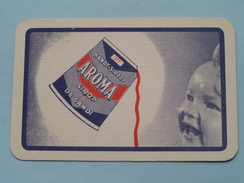 Kandij Siroop AROMA Sirop De Candi / JOKER ( Details - Zie Foto´s Voor En Achter ) !! - Speelkaarten