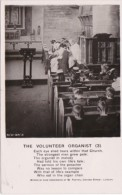 Bamforth Religion Church The Volunteer Organist No 3 - Holy Places