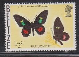 BELIZE Scott # 345 MNH - Butterfly - Belize (1973-...)