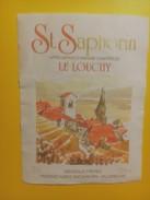 3870 - St Saphorin Le Louchy Grognuz Villeneuve Suisse - Etiquettes