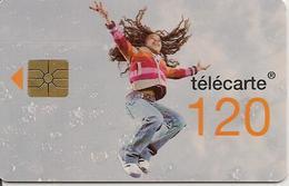 CARTE°-PUBLIC-120U-F1363A-GEM1-07/08-DANSE 7-V°100000 CABINES-96000Ex-UTILISE-TBE- - France