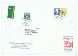 Dänemark, Ganzstück Frimaerkemessen Hammelev '94. - Dänemark