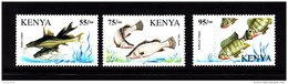 2006 Kenya Fish Of Lake Victoria SHORT SET No 25/-  3 Of 4 Stamps  RARE  Tipped In Linns March 2017 UNPRICED IN SCOTTS - Kenia (1963-...)