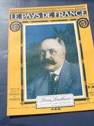 Pays De France 1917 127 TAHURE RIPONT MESNIL LES HURLUS BEZONVAUX ANCRE - 1900 - 1949