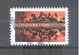 France Autoadhésif Oblitéré (Reflets, Paysages Du Monde : Indonésie) (cachet Rond) - France