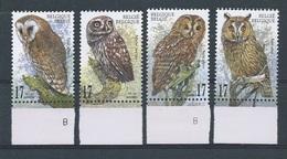Bëlgië     O.B.C.   2805 / 2808       (XX)    Postfris - Unused Stamps