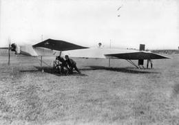'Le Monoplan Astra 1908'  -  Collection Transfusine  CP (9AV) - ....-1914: Precursores