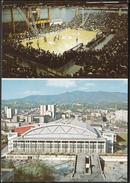 "Croatia Zagreb / Ice Hockey & Basketball Arena / ""Dom Sportova"" / Hall Of Sports - Basket-ball"