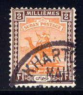 SOUDAN - 37° - MEHARISTE - Soudan (1954-...)
