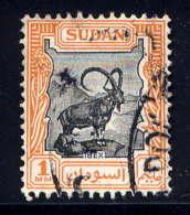 SOUDAN - 96° - BOUQUETIN - Soudan (1954-...)