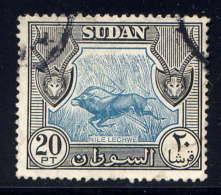 SOUDAN - 111° - ANTILOPE DU NIL - Soudan (1954-...)