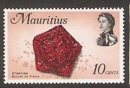 002380 Mauritius 1969 10c MH - Mauritius (1968-...)