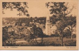 24 - Ribérac - Vue Générale - Riberac
