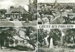 CPM - Gruss Aus PARCHIM - Parchim