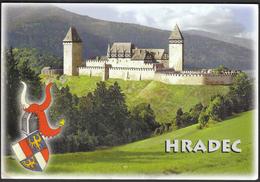 Czech Republic Prague 2004 / Hradec Nad Moravici / Castle / Schloss - República Checa