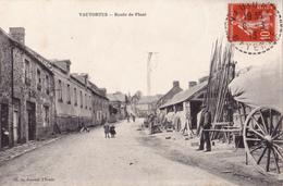 VAUTORTES 53 PRES DE ERNEE  ( ENTREE DU BOURG   ) 1913 - Otros Municipios