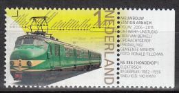Nederland - 175 Jaar Spoorwegen In Nederland  - NS 386 `Hondekop`  - MNH - NVPH 3222 - Periode 2013-... (Willem-Alexander)