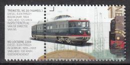 """Nederland - 175 Jaar Spoorwegen In Nederland  -  Treinstel  20  """"Kameel"""" - MNH - NVPH 3219 - Periode 2013-... (Willem-Alexander)"""