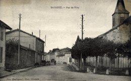 51 BASSUET  Rue De Vitry - France