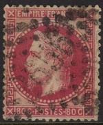 03188 França 32 Napoleão Cb. Losang. 2656 Le Mas-d'azi U - 1863-1870 Napoléon III. Laure