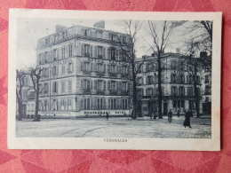 Dep 78 , Cpa VERSAILLES  , Hotel Vatel (055) - Versailles