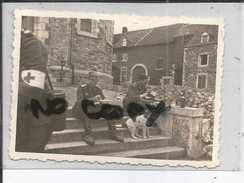 LA REID THEUX   PHOTO ALLEMANDE 1940 - Theux