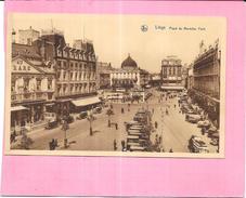 LIEGE - BELGIQUE - Place Du Maréchal Foch - ENCH - - Liege