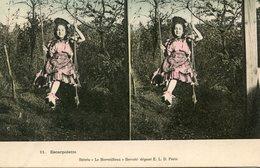 CARTE STEREOSCOPIQUE(TYPE) - Stereoscope Cards
