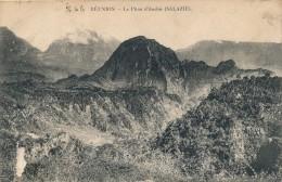 G97 - 974 - LA RÉUNION - Le Piton D'ANCHIR - SALAZIE - Autres