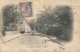 G97 - SEYCHELLES - MAHÉ - Une Rue - Seychelles