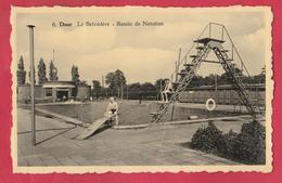Dour- Le Belvédère - Bassin De Natation ( Voir Verso ) - Dour