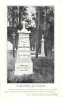 France - 75 - Paris 12e - Cimetière De Picpus - Tombeau Du Prince De Salm-Kyrbourg - Arrondissement: 12