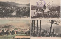 17 / 4 / 121  -   LOT  DE  20  CP  DE  GÉRARDMER  ( 88 )  Toutes Scanées - Cartoline