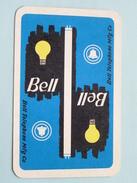 BELL Bell Telephone Mfg C° / JOKER ( Details - Zie Foto´s Voor En Achter ) !! - Speelkaarten