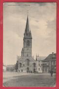 Saint-Ghislain - L'Eglise - 1908 ( Voir Verso ) - Saint-Ghislain