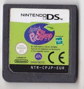 JEU NINTENDO DS    PET SHOP - Nintendo Game Boy