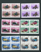 New Zealand Blocks Mnh Vintage Rally Set Sg972 - Blocks & Sheetlets