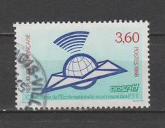 FRANCE / 1988 / Y&T N° 2527 : ENS PTT - Choisi - Cachet Rond - Frankreich