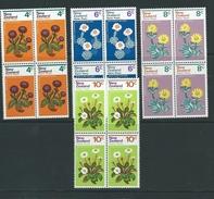 New Zealand Blocks Mnh Anniversaries  Set Sg983 - Blocks & Sheetlets