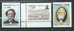 Honduras 2005 Airmail - The 200th Anniversary Of The Birth Of General Jose Trinidad Cabanas.MNH - Honduras