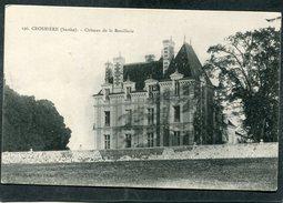 CPA - CROSMIERE - Château De La Bouillerie - Autres Communes