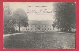 Ciney - Château D' Onthaine - 1911  ( Voir Verso ) - Ciney
