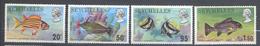 Seychelles, Yvert 307/310, Scott 313/316, MNH - Seychelles (...-1976)