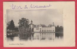 Soye - Le Château ... Baron De Blommaert - 1907( Voir Verso ) - Floreffe