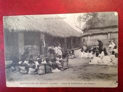 Uganda SAINTE MARIE DE RUBAGA Leçon De Catéchisme Aux Nègres - Oeganda