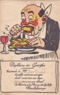 DIPLOME DE GOINFRE COLLECTION COMIQUE - Humor