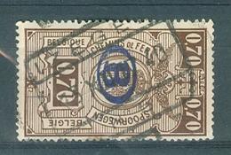 """BELGIE - OBP Nr TR 219  - Cachet  """"IZEGEM Nr 5"""" - (ref. 11.600) - 1923-1941"""